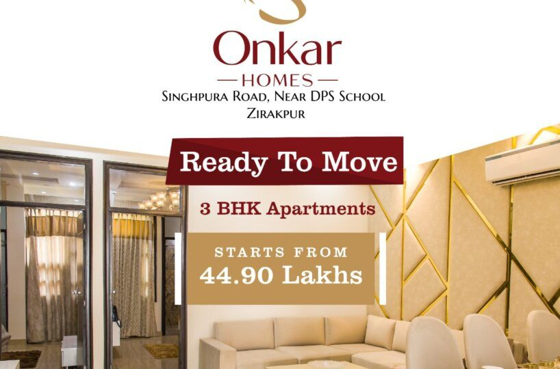 Onkar-homes-zirakpur
