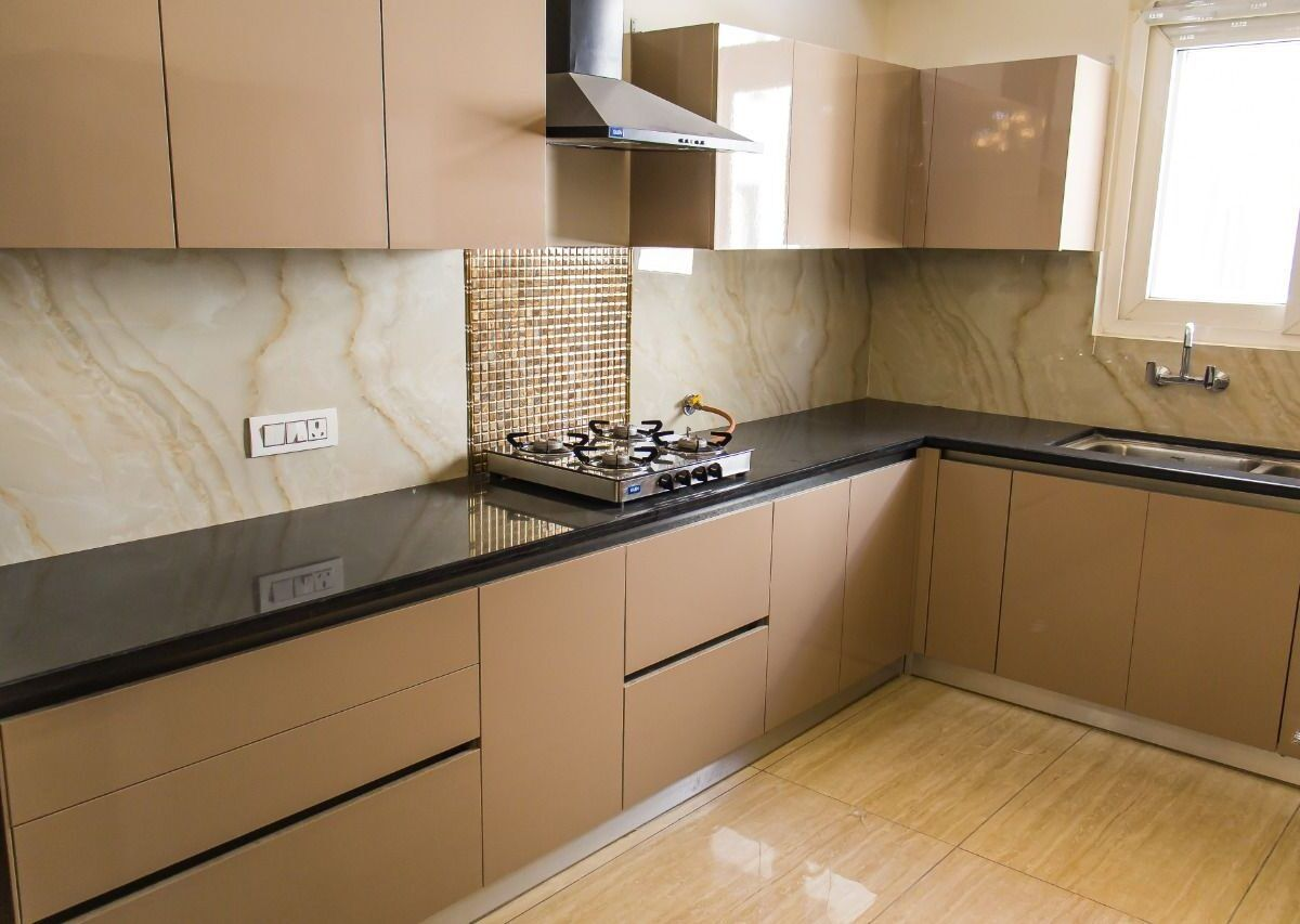 Kitchen Onkar Homes Zirakpur